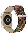 Watch Band For Apple Watch Series1 2 Genuine Leather Classic Buckle Replacement Strap