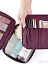 Portal Packing Organizer Cosmetic Bag Women Makeup Bag Hanging Toiletries Travel Kit Jewelry Organizer