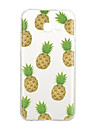 Case for Samsung Galaxy A3(2017) A5(2017) Pattern Back Cover Fruit Soft TPU A5(2016) A3(2016)
