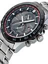CURREN Men\'s Sport Watch Fashion  Wristwatch Unique Creative Cool Watches Casual Quartz Calendar Stainless Steel Band Luxury Business Clock