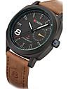 CURREN Men\'s Sport Watch Fashion  Wristwatch Unique Creative Cool Watches Casual Quartz Genuine Leather Band Luxury Business Clock