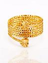 Men\'s Women\'s Statement Rings Ring Heart Rock Gothic Statement Jewelry Costume Jewelry Fashion Punk Copper Circle Heart Heart Cut Jewelry