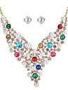 MPL Europe and the United States fashion pearl necklace necklace necklace earring set
