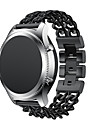 For Samsung Gear S3 Stainless Steel Strap for Gear s3 Classic Frontier Luxury Material Fashion Style Chain Watchband