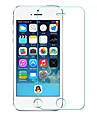 beittal® 0,26 milimetros arredondado borda 9h transparente protetor de tela membrana de vidro temperado para iphone 5 / 5s / 5c