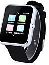 Smart Watch Etanche Longue Veille Pedometres Camera Moniteur de Frequence Cardiaque Information Mode Mains-Libres Podometre Moniteur de
