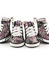 Chien Chaussures & Bottes Decontracte / Quotidien Etanche Couleur Pleine