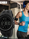 SKMEI Men\'s Sport Watch Smart Watch Digital Watch Japanese QuartzRemote Control Calendar Water Resistant / Water Proof Pedometer