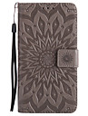 For Case Cover Card Holder Wallet with Stand Flip Pattern Full Body Case Mandala Hard PU Leather for Samsung J7 Prime J7 (2016) J7 (2017)