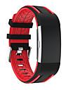fitbit 충전 용 2 실리콘 스트랩 팔찌 스마트 손목 밴드 착용 가능