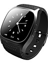 Smartwatch M26 Bluetooth Smart Watch With LED Alitmeter MusicPlayer Pedometer IOS Android Smart Phone