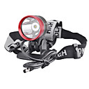 LED Flashlights / Headlamps LED 4 Mode 1000 Lumens Cree XM-L T6 18650 Camping/Hiking/Caving / Everyday Use / Cycling / Hunting - Others ,