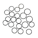 HMing Water-tight O-Ring Seal (25mm 20-Pack)