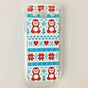 Мода Специальное Сова и чехол Снежинка Pattern Пластиковые трудно Samsung S3 I9300