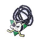 Хоккей шаблон акриловые ожерелье