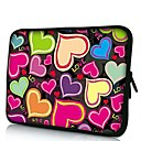 Elonno Love Neoprene Laptop Sleeve Case Bag Pouch Cover for 15'' Macbook Pro Retina Dell HP Acer