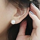 Simple Classic Atmosphere Super Cute Pearl Earring