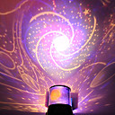 DIY Romantic Galaxy Starry Sky Projector Night Light for Celebrate Christmas Party