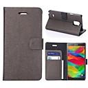 Oracle Стиль для всего тела кожаный чехол с карты памяти для Samsung Galaxy Note 4 / N910 (разных цветов)