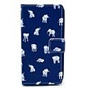 Индийский слон шаблон PU кожаный чехол для всего тела с карт памяти для Nokia Lumia N630
