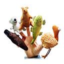 5PCS Австралийский Плюшевые Finger Куклы Дети Обсуждение Опора