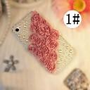 Pearl Кружева Роуз PC Футляр для iPhone 6 (разных цветов)