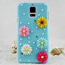 Мода ромашке Rhinestone PC Back чехол для Samsung Galaxy Note 3