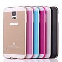 РГНФ Защитный металлический рамка бампер с задней обложки для Samsung Galaxy i9600 S5 (разных цветов)