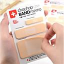 Band-Aid Shaped Self-Stick Note