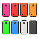 Два-в-одном Ультра тонкие Полный Случаи тела задняя крышка для Samsung Galaxy Примечание 4 (разных цветов)