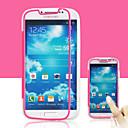 Флип прозрачный ТПУ и PC Free Включите сенсорный Тройной All Inclusive Телефон чехол для Samsung i9500 S4 (разных цветов)