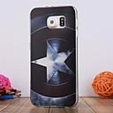 Магия SpiderShield Задыхаясь Высокое качество ТПУ Мягкая задняя крышка чехол с экрана протектор для Samsung Galaxy S6 края