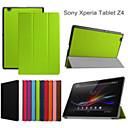 Новый Магнит Стенд кожаный чехол для Sony Xperia Tablet Z4 Дело Книга стиль обложка чехол для Xperia Z4 10.1