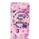 Цветы Pattern Кожа PU Окрашенные Телефон чехол для Samsung Galaxy Основные Премьер G360 / G3608