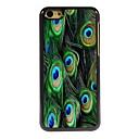 Павлиньи перья Дизайн алюминия высокой Дело качества для iPhone 5C