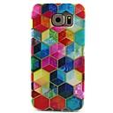 Куб Окрашенные ТПУ Телефон Дело для Галактики S6 / S5 / S4 / S3 / S5mini / S4mini / S3mini