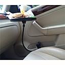 2015 Новые Авто товары автомобилей Большой компьютерный стол Многофункциональный обеденный стол Творческий Опорная пластина (черный, белый)