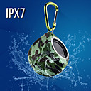 IPX7 Waterproof Bluetooth Wireless Speaker Handsfree Music Mic Suction Car Shower