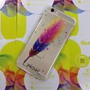 Высокое качество Плюм СПП для iPhone 6S / 6 (случайные цвета)
