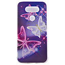 TPU Material Half Butterfly Painted Pattern Soft Phone Case for Asus ZenFone LG G5