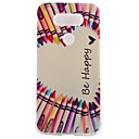 TPU Material Half Color Pen Color Painted Pattern Soft Phone Case for Asus ZenFone LG G5