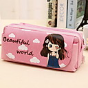 Lovely Multilayer Large Capacity Pencil Case for Students