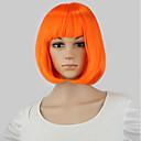 neue heiße 32cm kurze gerade sexy Damen Kunsthaarperücke peruca, Top-Qualität japanische Kanekalon Faser Partei Perücke bob