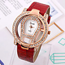 South Korea Fashion Brand Creative Watches Ms High-Grade Hollow Out Set Auger Women Wrist Watch