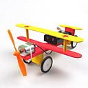 Zabawki Dla chłopców Discovery Toys Zestaw DIY Zabawka edukacyjna Nauka i odkrycia Samolot