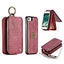 Fall für iphone 7 plus 7 Fall Luxus Retro Multifunktions 2 in 1 Sekunde Schicht Leder Brieftasche Fall Magnet zurück Deckung 6 plus 6