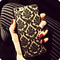 Retro Flower Damask Pattern Openwork Relief Printing Thin PC Material Phone Case for iPhone 6s 6 Plus